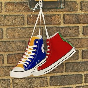Converse Color block High Top
